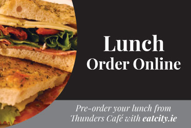 Lunch Order online through Eat City