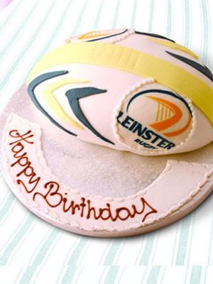 Rugby Custom Cake
