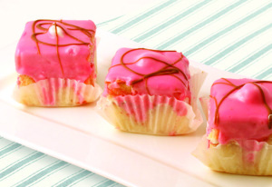 Pink-cakes