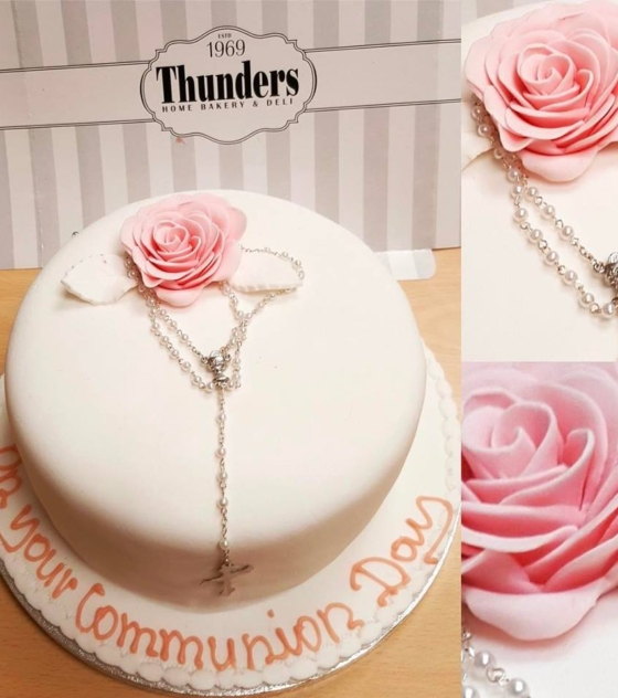 Thunders Communion Roses & Beads