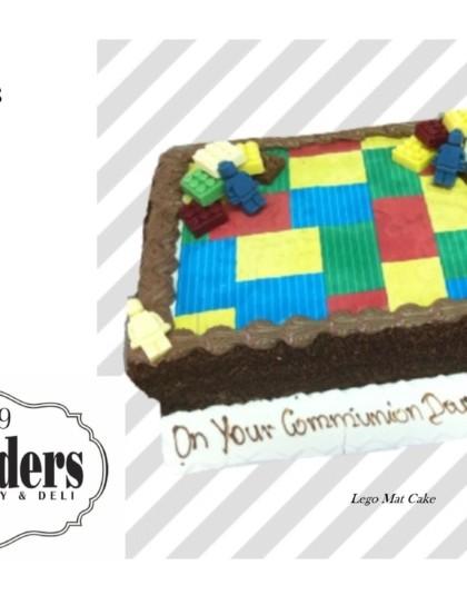 Thunders Lego Buttercream