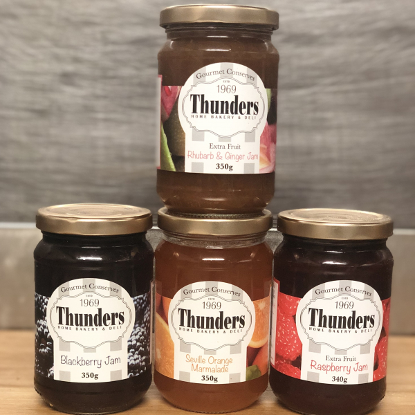 Pre-order jams and preserves online