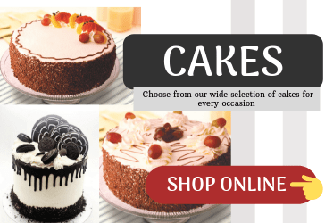 Thunders Bakery Shop Cakes online
