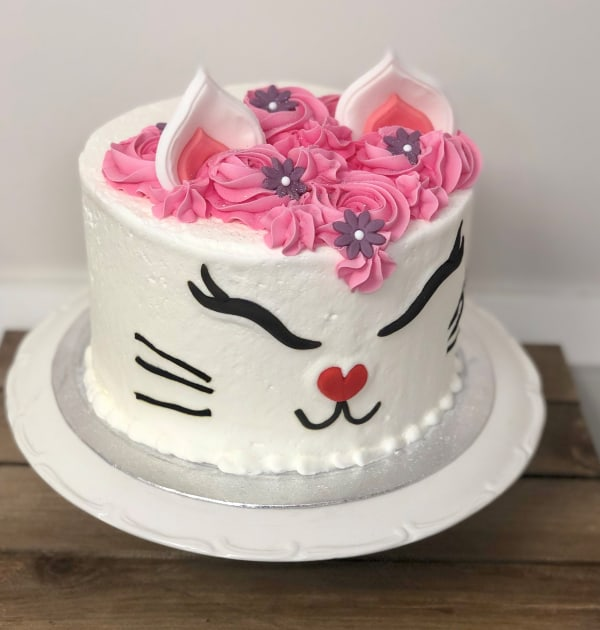 Prime Prudence The Cat Cake Thunders Bakery Funny Birthday Cards Online Fluifree Goldxyz