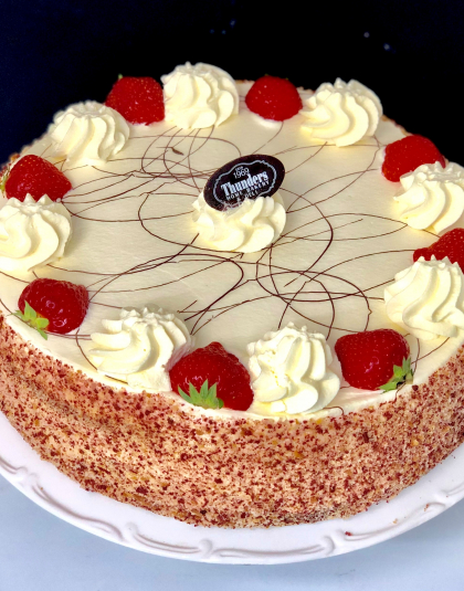 Thunders Strawberry Gateaux