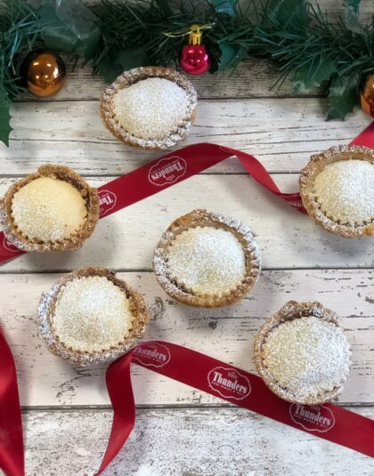 Luxury Shortcrust Mince Pies