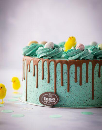 Thunders Bakery Easter Cakes