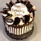 Thunders Oreo Drip cake Showstopper