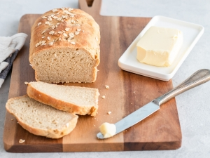 Anyone with special dietary requirements fancy some Oat Bread?