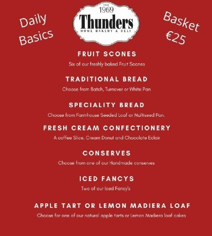 Thunders Daily Hamper
