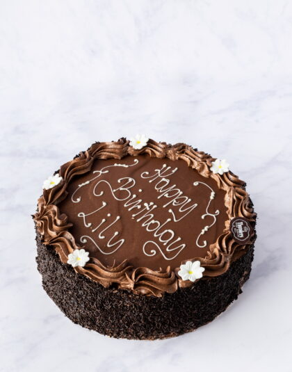 Thunders Chocolate Buttercream