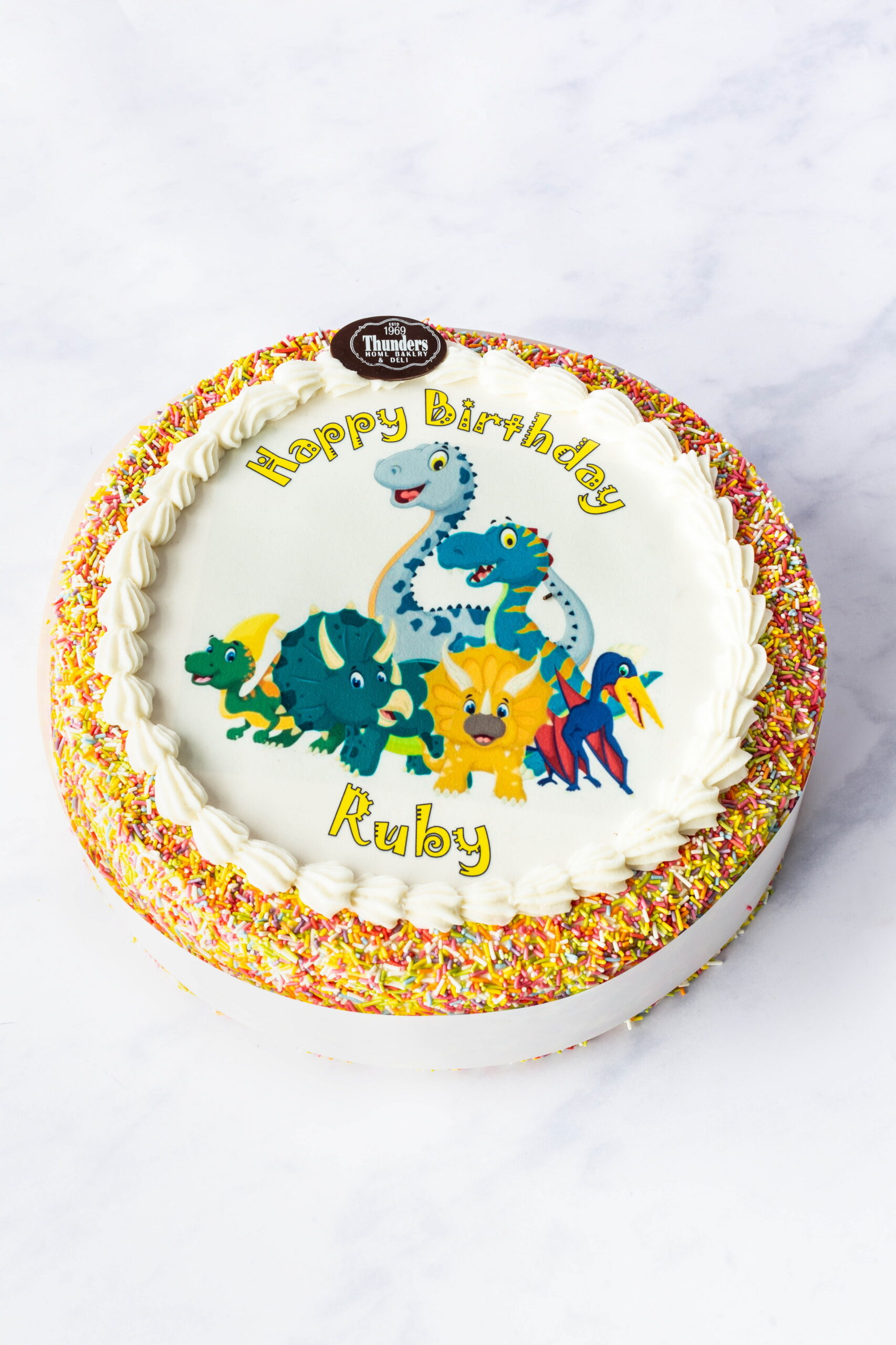 Thunders Picture Cakes