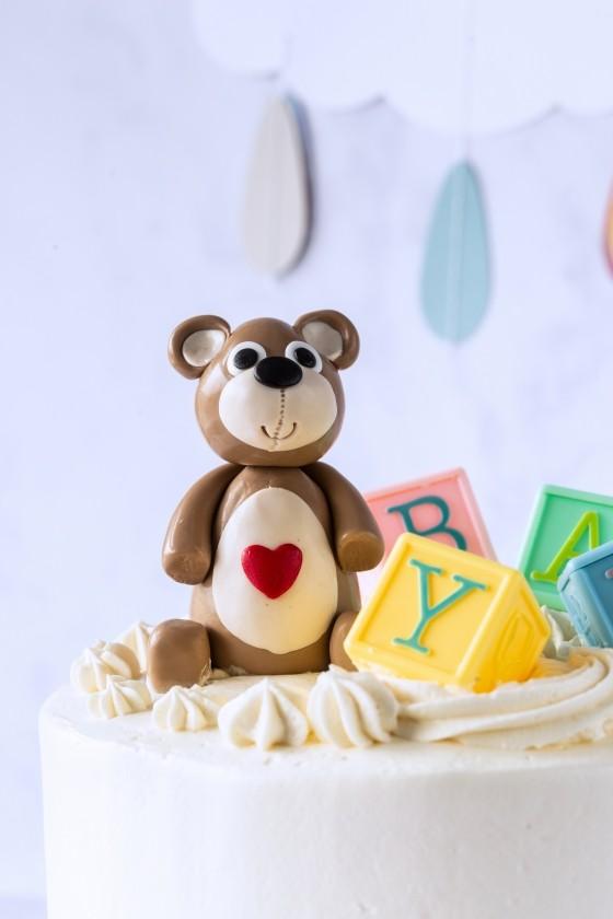 Thunders Novelty Birthday Baby Shower Christening Cake