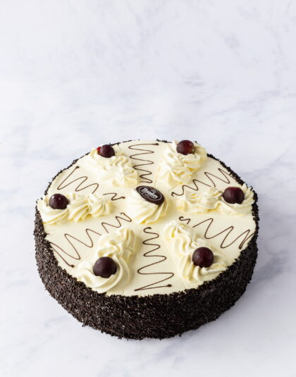 Thunders 'Enchanted' Black Forest Gâteau