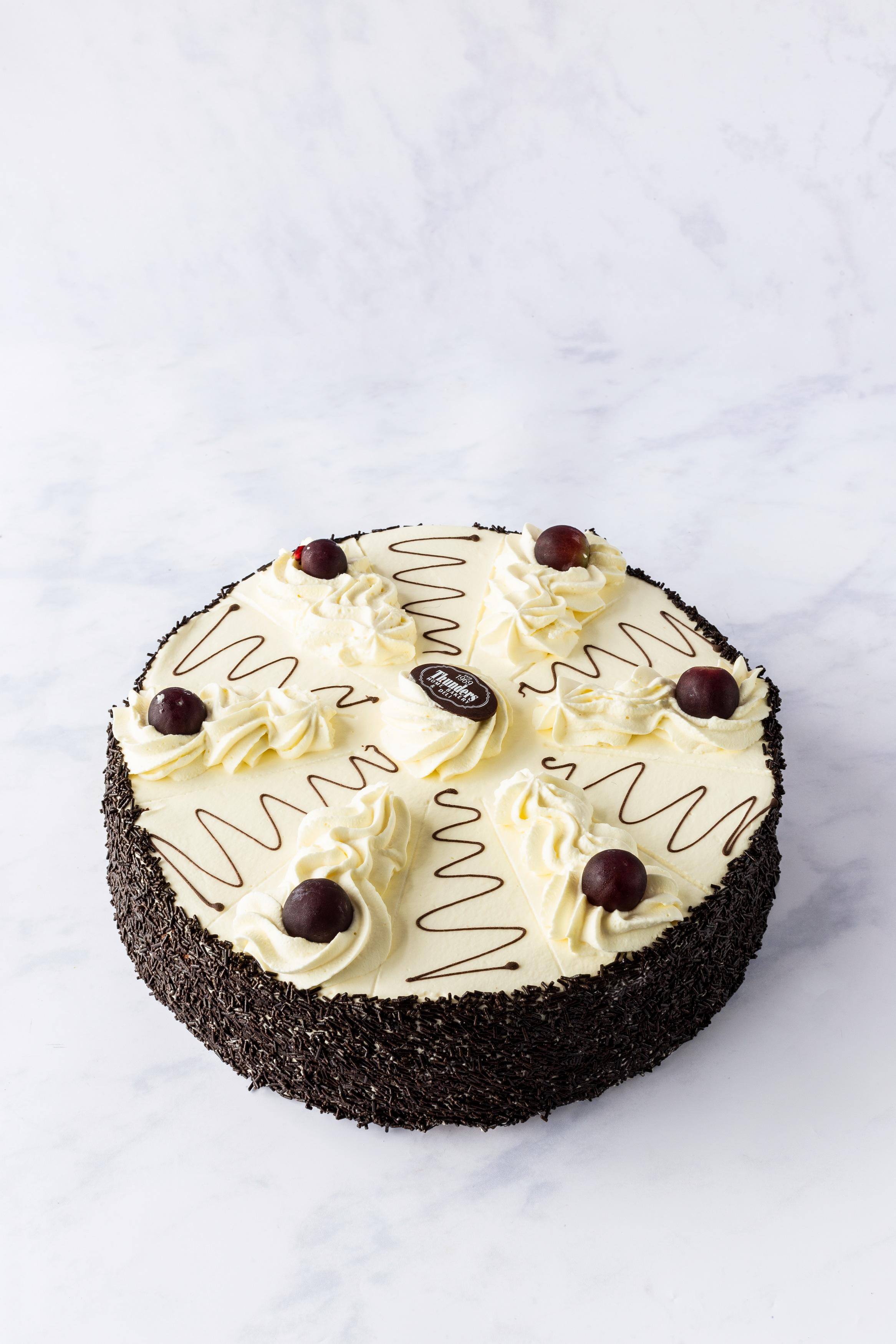 Thunders Fresh Cream Cake