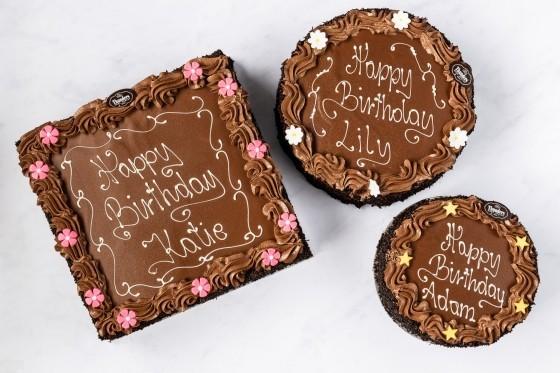 Thunders Chocolate Birthday Cake