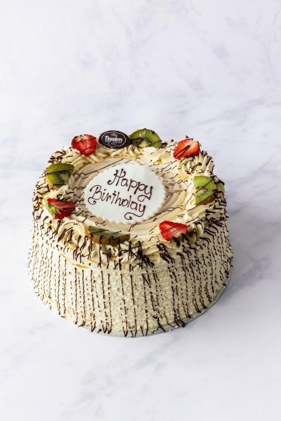 Thunders Special Fresh Cream Cake