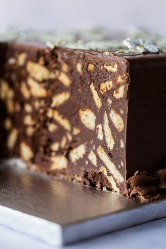 Thunders Chocolate Biscuit Cake