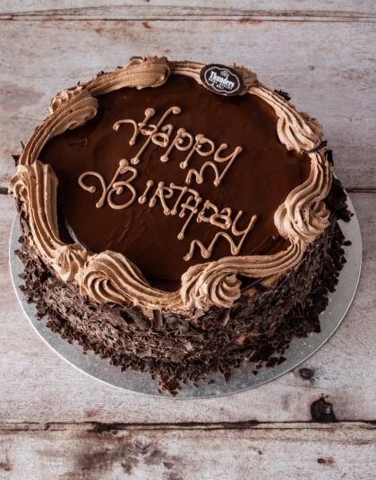 Thunders Bakery Gluten free Chocolate fudge cake